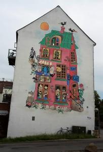 Ole Lund K hus